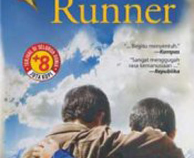 kite runner 1 400x325 » Resensi buku : The kite runner - Khalid Hosseini