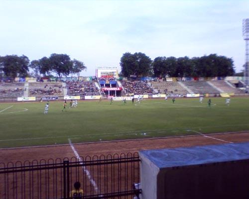 gresik united vs pss 1 » Turnamen Futsal Bupati Gresik 2009, layakkah?