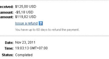 paypal fees 360x195 » Mengapa kita terkena Fee Transaksi dari Paypal?