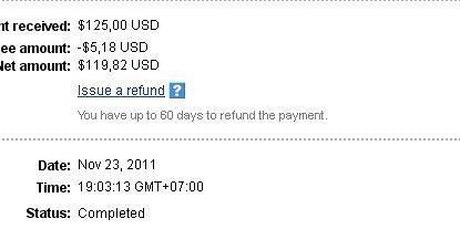 paypal fees 415x207 » Mengapa kita terkena Fee Transaksi dari Paypal?