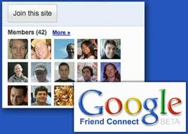 Google Friend Connect » Manfaat Widget Google Friend Connect