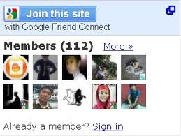Manfaat Widget Google Friend Connect » Manfaat Widget Google Friend Connect