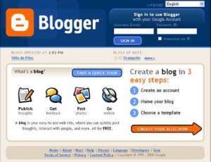 blogspot 300x230 » Keunggulan Blogspot