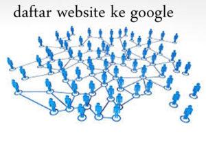 daftar website ke google 001 copy 300x214 » Mendaftarkan Blog ke Search Engine Google