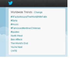 "twitter wwtt 001 300x292 » Acara Spesial ""X Factor Around The World"" Di Ulang Tahun RCTI Yang Ke-24"