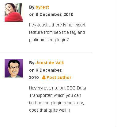 byrest yoast comment » Optimasi Wordpress menggunakan Plugin Yoast SEO