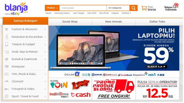 blanjacom » Tips Belanja Cerdas di E-Commerce