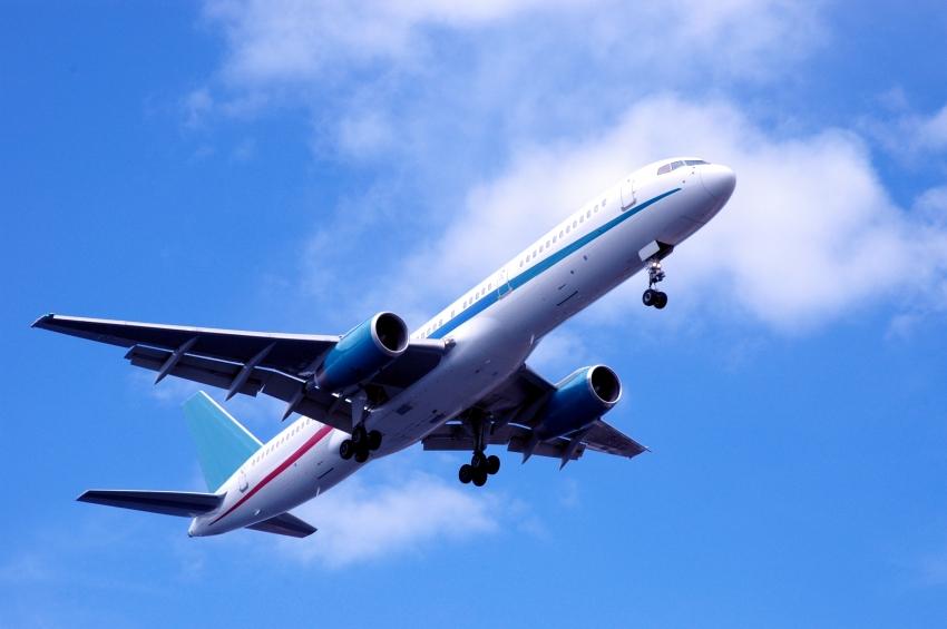 plane flying 001 » Sekali jalan, dua-tiga obyek wisata terlampaui