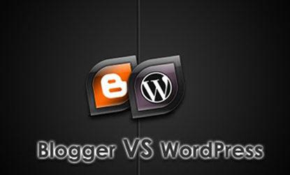 wordpress vs blogspot 415x251 » Pilih Wordpress atau Blogspot - Lebih baik yang mana?
