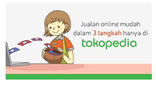 tokopedia tips jualan cepat laku » Cara Cepat Laku Jualan Produk di Tokopedia yang Praktis dan Bisa Anda Coba Sekarang Juga