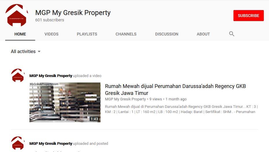 cara mudah daftar adsense youtube untuk