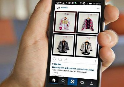 Macam Bisnis Online di Instagram yang Bisa Dimulai Tanpa Modal 415x293 » Ragam Bisnis Online di Instagram yang Bisa Dimulai Tanpa Modal