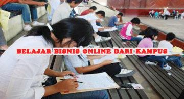 memulai usaha dari kampus dengan bisnis online 360x195 » Belajar Bisnis dari Bangku Kampus? Coba Peluang Bisnis Online untuk Mahasiswa