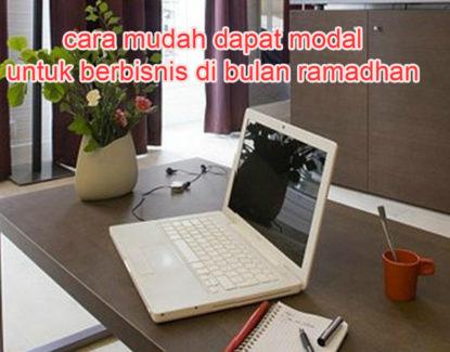 tips dapat modal bisnis bulan puasa 415x325 » 9 Cara Cepat Dan Mudah Mendapatkan Modal Bisnis di Bulan Ramadhan