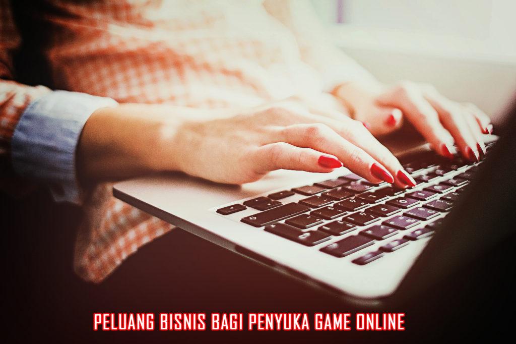 menghasilkan uang melalui hobi game online 1024x682 » Inilah Peluang Bisnis Cocok untuk Pemain Game Online yang Patut Dicoba