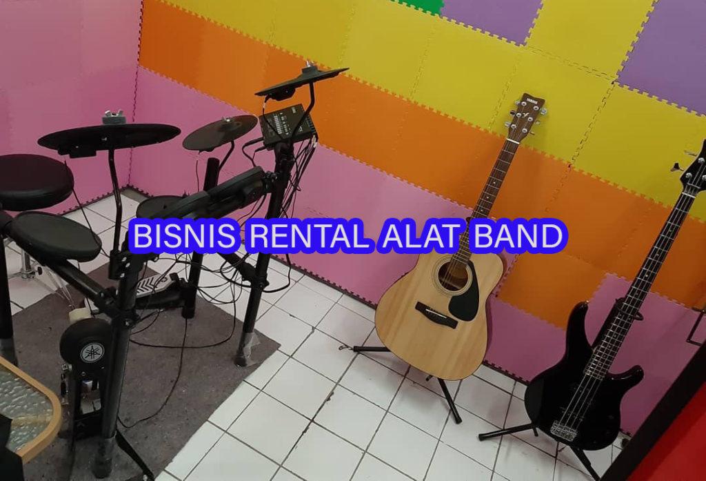 bisnis rental alat musik band 1024x697 » Peluang Usaha Rental Alat Musik Band