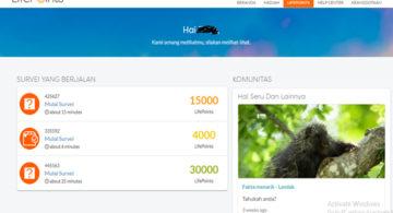 situs penghasil dolar lifepoints 360x195 » Ini 5 Situs Penghasil Dolar Terbaik, Kumpulkan Poinnya dan Raih Hasilnya
